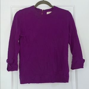 Kate Spade Wool/Cashmere Sweater